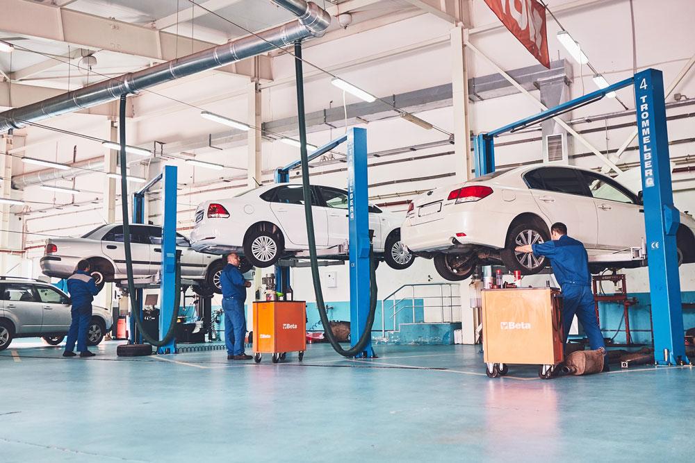 Сервисное и техническое обслуживание авто в донецке и макеевке